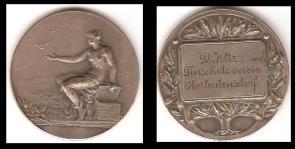 Víte k jakému spolku sa tato Litvínovská medaile vztahuje ?
