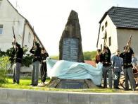 Líbila se vám akce odhalení pomníčku v Chudeříně ?