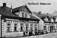 Spolkové místnosti Čechů