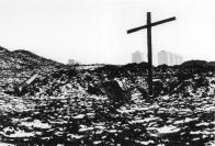 Kříž nad Starým Mostem
