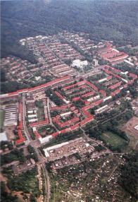 Litvínovská Osada je sídlištěm novodobého typu z 1.poloviny 40.let 20.století, ze kterého mělo za II.světové války vzniknout nové moderní město