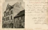 Česká záložna v Duchcově, zapsané společenstvo s ručením obmezeným 1901