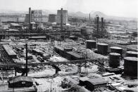 V roce 1941 Němci dokončili 40 procent stavebních a 50 procent montážních prací.