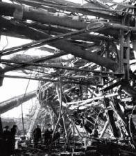 16. ledna 1945-nálet.