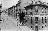 Rudohořan-lomský divadelní spolek sídlil zde
