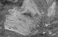 V současné době (rok 2011) je přesně na místě bývalého Dřínovského jezera aktivní (tj. nejhlubší) těžební oblast dolu Československé armády, na jih pak důl Jan Šverma a na východ důl Obránců míru (mapa č.5) a celá zájmová oblast je z východní strany obklopena výsypkami - Janovskou, Jiřetínskou a Kopystskou, za nimi, dále na východ se rozkládá gigantický výrobní komplex Chemopetrolu, na jižní straně pak leží průmyslová oblast Ervěnická a Komořanská s tepelnou elektrárnou a na západní straně se rozkládá podkrušnohorské podhůří s obcemi Vysoká Pec, Drmaly, Červený Hrádek a Jirkov s nově zbudovanými retenčními vodní nádržemi Kyjickou a Zaječickou. Na severu pak ční nad pánevní oblastí strmá hradba Krušných hor s mediálně opečovávaným zámkem Jezeří a obcemi Černice a Horní Jiřetín