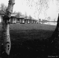 Chatky sloužily veřejnosti ku krátkodobé i dlouhodobě rekreaci r.1965