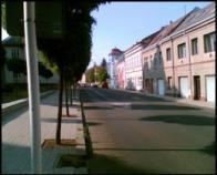 Pohled do Osecké ulice 1