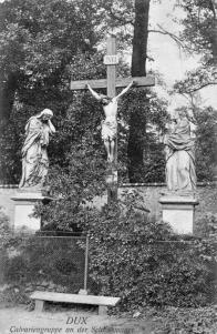Kalvárie křížové cesty