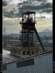 Důl Centrum romantický