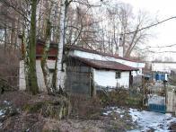 Važírna, z které se vlečkou uhlí dopravovalo dál. Dům čp.2773