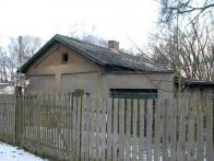 Jeden ze tří posledních objektů v lokalitě dolu Pavel I. Dům čp.2771
