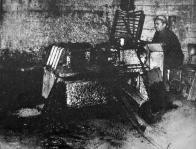 Střihačka ocelové výztuže ulehčila manipulaci s deformovanou výztuží určenou do šrotu