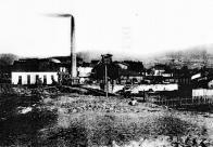 Důl Theodor v Horním Lomu kolem roku 1912