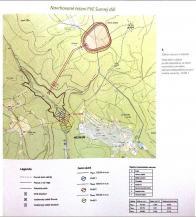 Navrhované řešení přečerpávací vodní elektrárny Šumný důl.