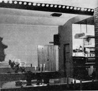 Interiér klubu v roce 1969