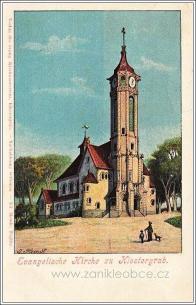 Evangelický kostel Vzkříšení v Hrobu