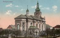 Kresba -  Kostel sv. Mikuláše