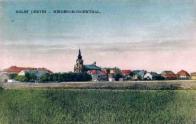 Obec s kostelem