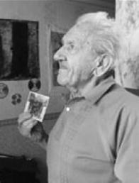Jeden z prvních litvínovských fotbalistů a hokejistů Václav Punt v letošním roce oslaví 94. narozeniny