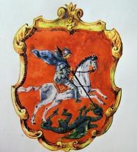 Znak D.Jiřetína