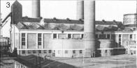Dobové fotografie elektrárny