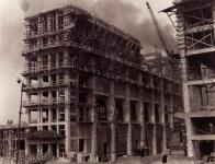Stavby zásobníku uhlí, 1948