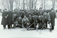 Litvínov postupuje do II.ligy.Fotografie z Třebíče