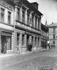 Současná budova muzea je v ulici Masarykově čp.7.