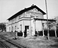 Dřínovské nádraží, 60. léta 20. stol.