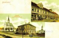Kaple a škola