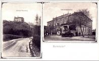 Dobová pohlednice, cca 1900