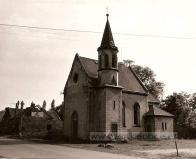 Kaple sv. Anny, Pseudogotická kaple. 60. léta 20. stol.