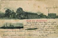 Střed obce, Grohmannova šachta