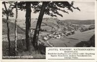 Pohlednice hotelu Wagner