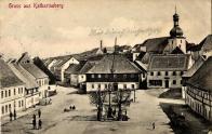 Tržní náměstí 1905