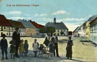 Tržní náves 1908