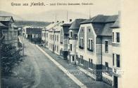 Ulice s restaurací Adolf Ditrich