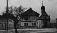 Kaple sv. Anny 40. léta 20.století