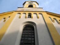 Kostel sv.Barbory