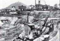 Historická těžba na Mostecku
