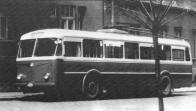 Vůz 111/II. jezdil v Mostě velmi krátce (1956 - 1958 předtím i pak v Teplicích)