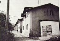Hornická kolonie Mariánská v Uhelné ulici