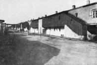 Hornická kolonie v Dolním Jiřetíně, projektant neznámý