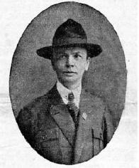 František Kaftan v typickém širokém klobouku, tak jak jej znali naši pradědečkové