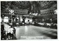 Interiér janovské restaurace Bargners (Pardál ?)