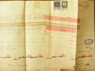 Původní plány z r.1895