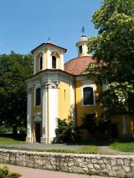 Kaple sv. Barbory 2009