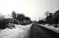 Kaple v Háji u Duchcova 60.léta