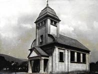 Kaple v Háji u Duchcova cca začátek 19.století